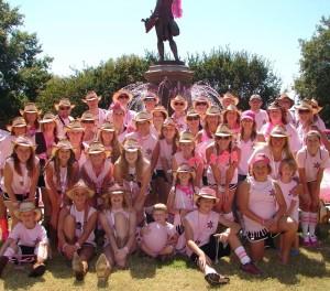 breast walk 2013